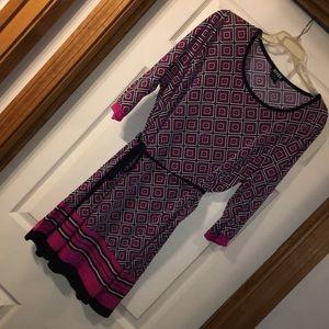 relaxx Dresses - Cute 3/4 sleeve dress sz 1X